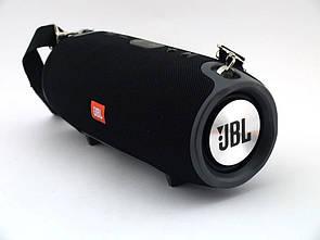 Влагозащищенная JBL Xtreme  40W  портативная Bluetooth колонка Черный (с открытыми разъемами)
