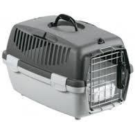 Stefanplast Gulliver 1 IATA Переноска для кошек и собак (до 6 )кг с металлической дверью . 48*32*31см