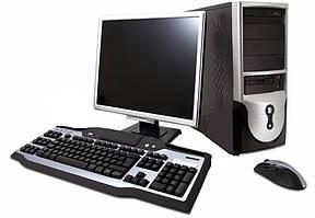 """Компьютер в сборе, Intel Core i3 3220, 4 ядра по 3,3 ГГц, 4 Гб ОЗУ DDR-3, HDD 160 Гб, монитор 19"""" /4:3/ дюймов"""