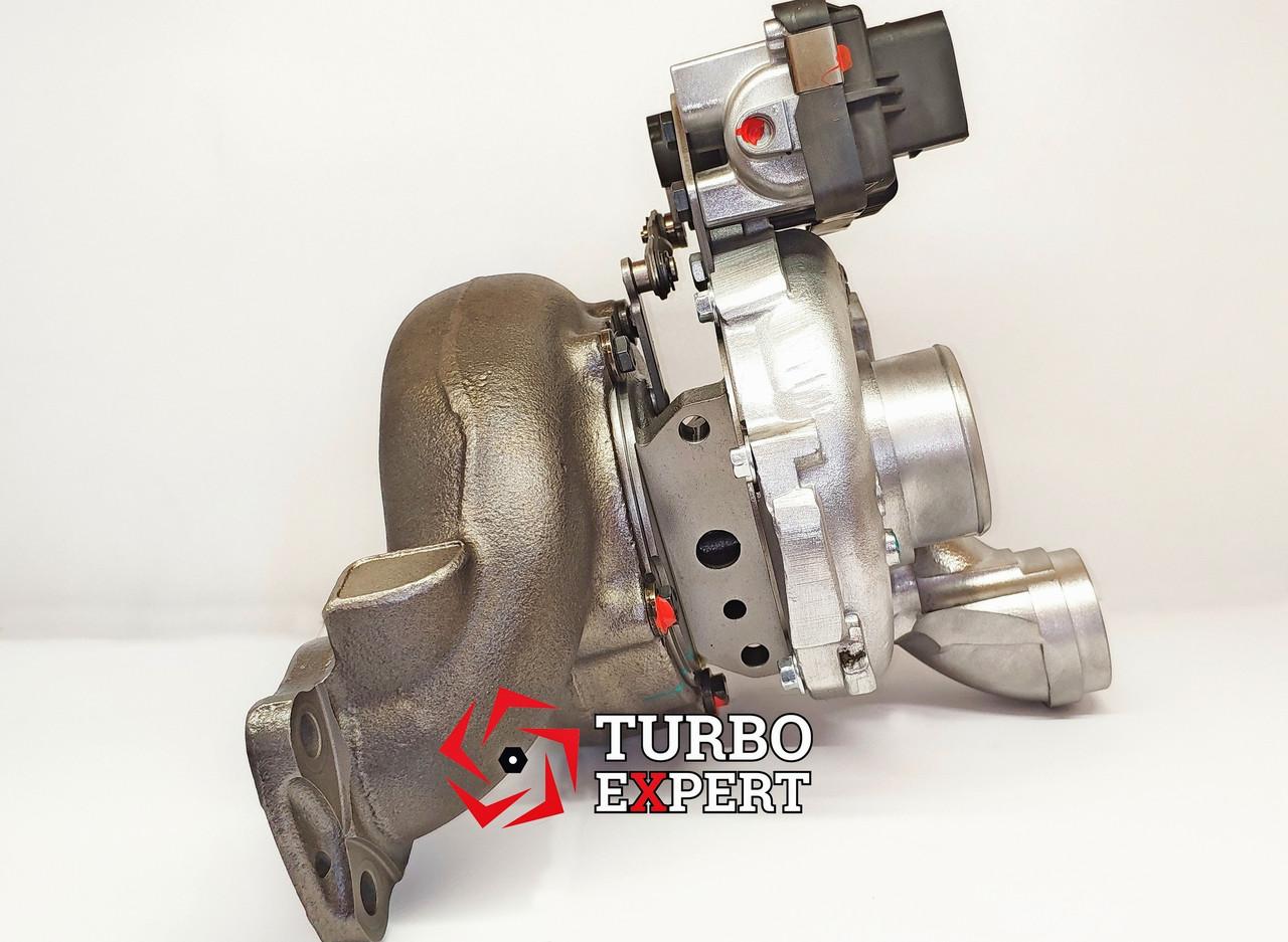 Турбина Mercedes Viano 3.0CDI (W639) 204 HP 765155-5008S, 743507-0009, OM642 DE LA, A642090598080, 2006-2008