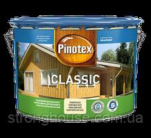 Pinotex Classic Lasur 10 л деревозахистних лак Пинотекс Класик Лазур