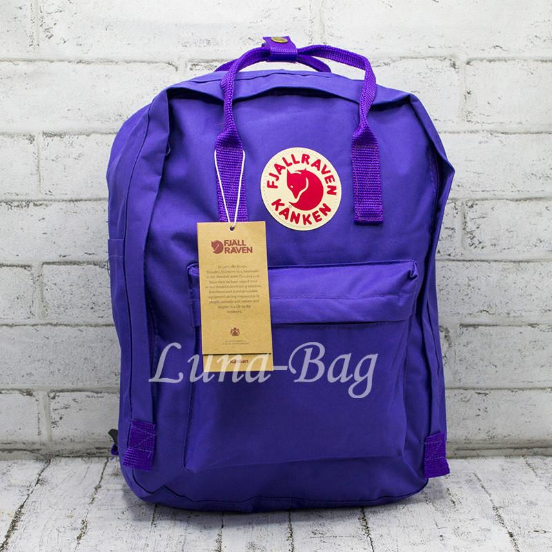 """Рюкзак """"KANKEN"""" 13 Цветов Фиолетовый"""