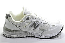 Белые женские кроссовки в стиле New Balance 991, White, фото 2