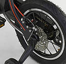 Дитячий 2-х колісний двоколісний велосипед 14 дюймів MG-14 S 325, магнієва рама, подвійні диски, ровер, фото 5