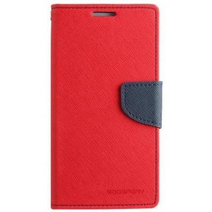 Чехол-книжка Flip Cover for Xiaomi Mi Note Goospery Red, фото 2