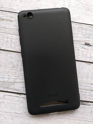 "Чехол Xiaomi Mi 6x/A2 Silicone ""Ou Case"" Super Slim Lovely black, фото 2"