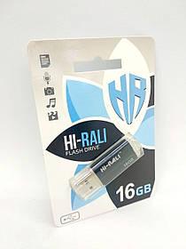 Флеш накопитель USB 16Gb Hi-Rali Corsair series Black