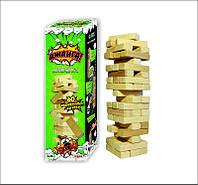 Настольная игра STRATEG Джанга, 60 брусков (25)