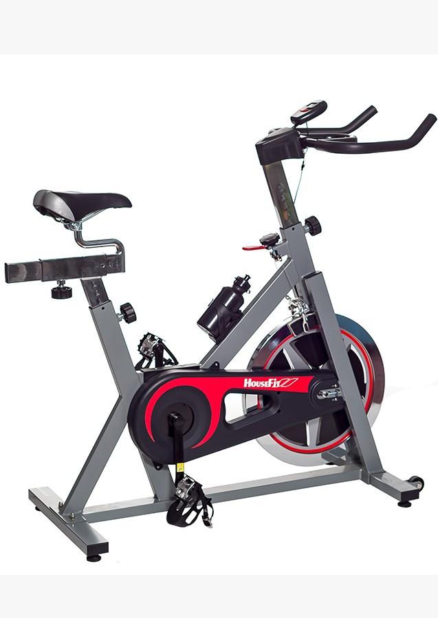 Велотренажер спінбайк HB 8284C (140 кг)