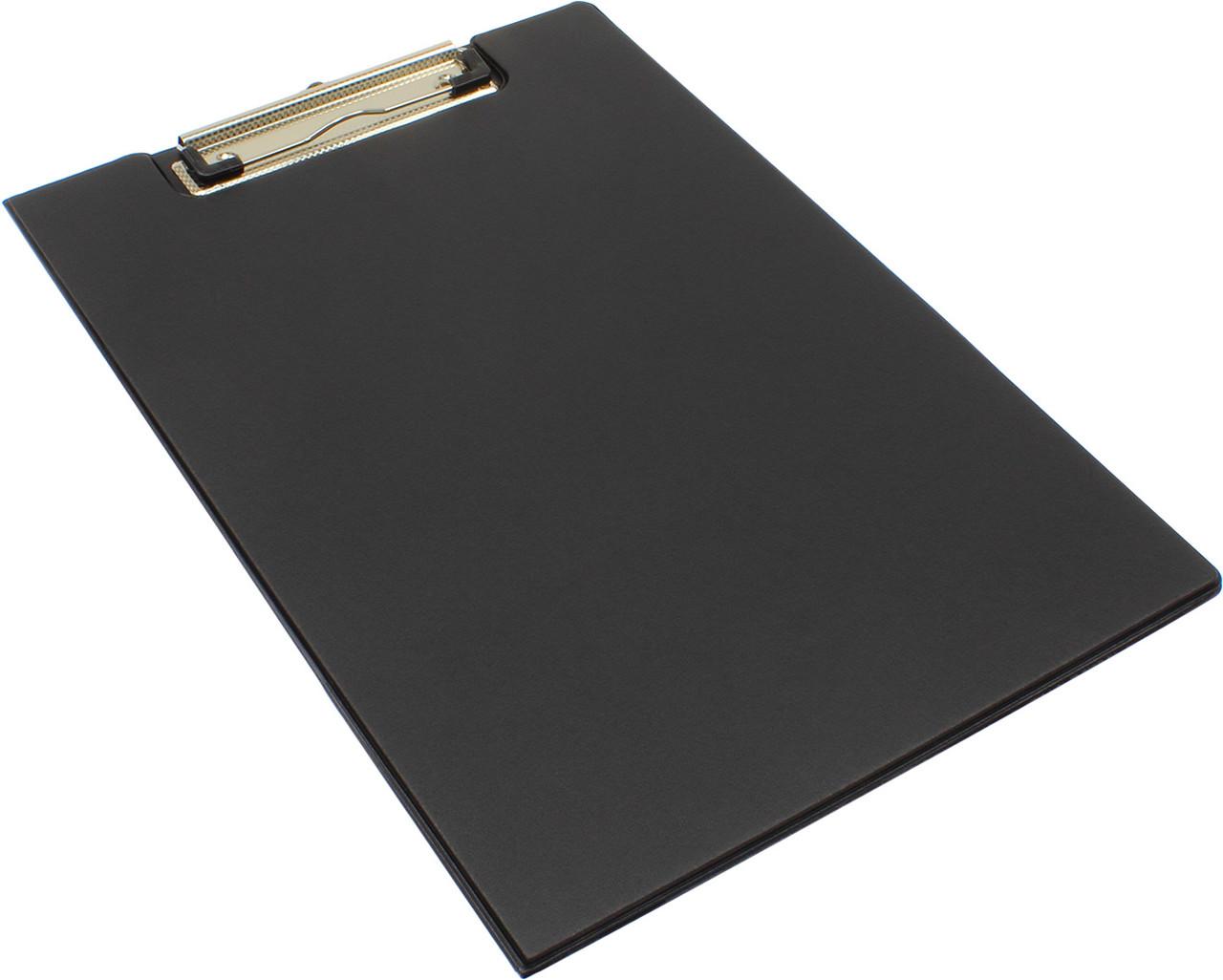 "Папка-планшет ""4Office"" №4-258-9 PVC А4 чорн.(12)(48)"