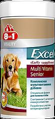 Витамины 8 in 1 Excel Multi Vitamin Senior для собак старше 5 лет, 70 шт