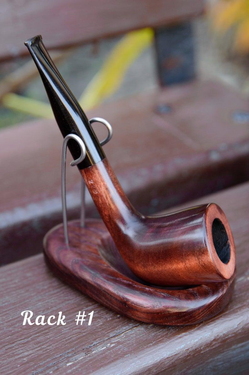 Курительная трубка из дерева груши KAF228 прямоток