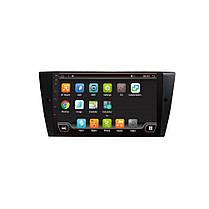 PX6 9-дюймовый 2DIN для Android 9,0 Авто MP5-плеер с сенсорным экраном GPS Bluetooth 6 core 4 + 64G Для BMW E90 E91 E92 E92 E93 05-12-1TopShop, фото 2