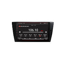 PX6 9-дюймовый 2DIN для Android 9,0 Авто MP5-плеер с сенсорным экраном GPS Bluetooth 6 core 4 + 64G Для BMW E90 E91 E92 E92 E93 05-12-1TopShop, фото 3
