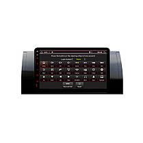 PX6 8.0 дюймов 2 DIN 4 + 64G для Android 9.0 Авто MP5-плеер 6-ядерный сенсорный экран Bluetooth Радио GPS Автоema Для BMW 5 (E39) 1995-2003 BMW X5, фото 3