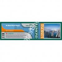 Бумага для струйных принтеров Lomond, 180 г/м, матт, 1520мм х 30м х 50мм, код 1202096