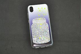 Чехол для телефона Samsung A40/A405 (2019) Silicone Water Shine №8 Банка