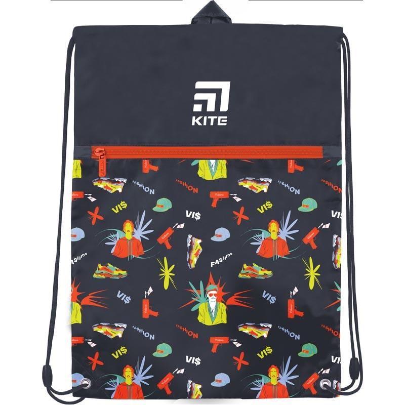 """Сумка для взуття """"Kite"""" з карм. Education №VIS19-601L-2(25)"""