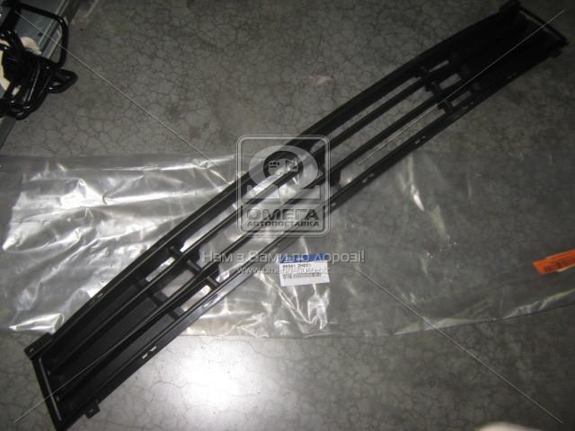 Решетка бампера переднего средняя HYUNDAI ELANTRA 2006- (пр-во Mobis)