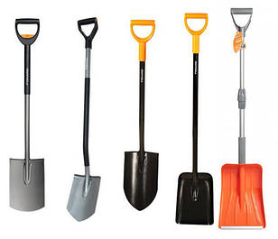 Лопаты, вилы, грабли