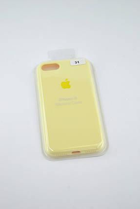Чехол iPhone X/XS Silicone Case original FULL №31 melon, фото 2