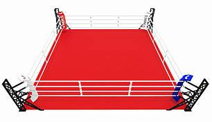 Ринг для бокса V`Noks EXO напольный 7 * 7 м, фото 2