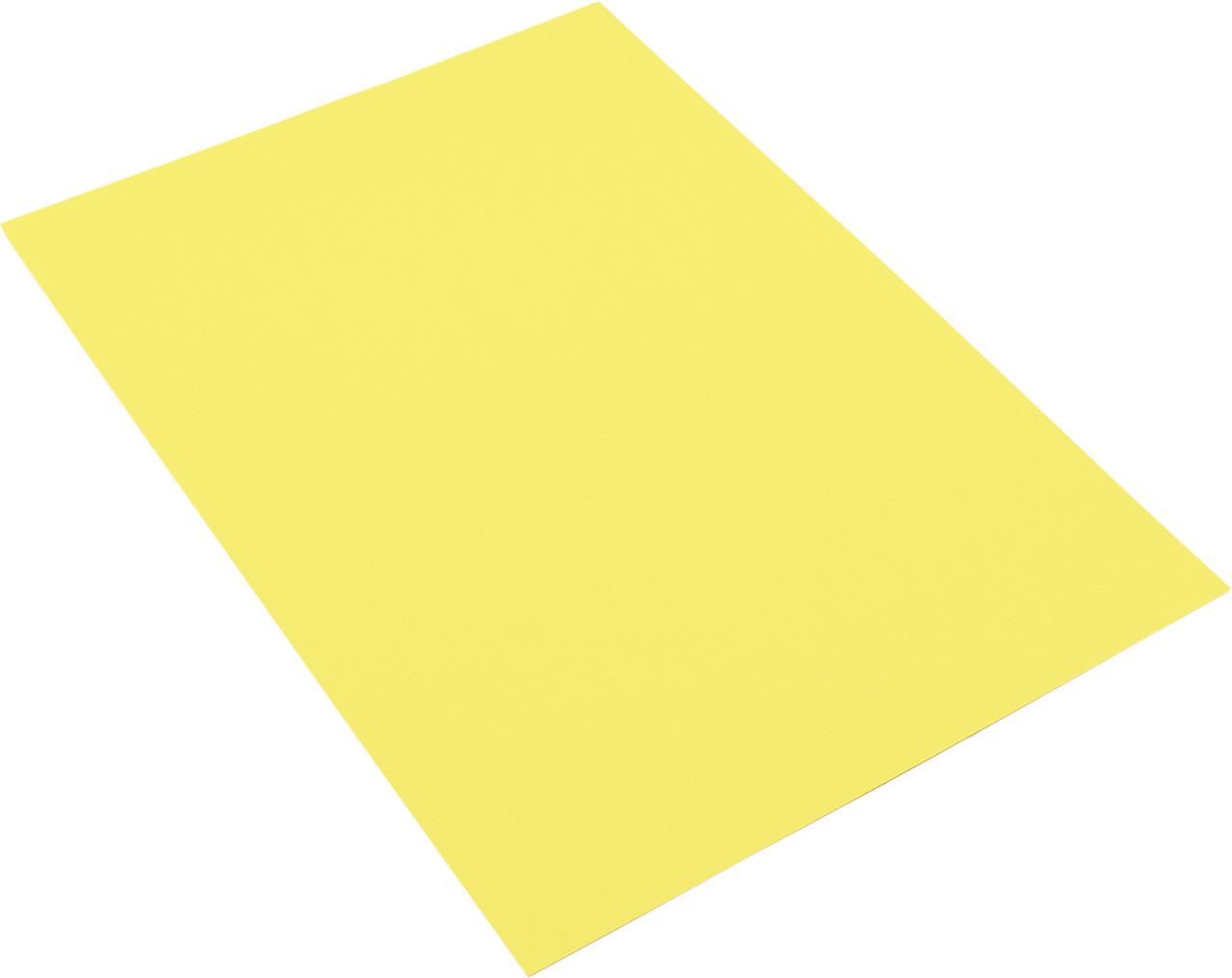 Папір кольор. А4 160г/м паст. Spectra Color Yellow 160 (жовт.)(100)