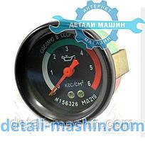 Указатель давления масла механический МД-219 6кг