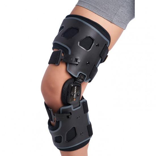 Жорсткий функціональний колінний ортез при остеоартрозі Orliman OCR300
