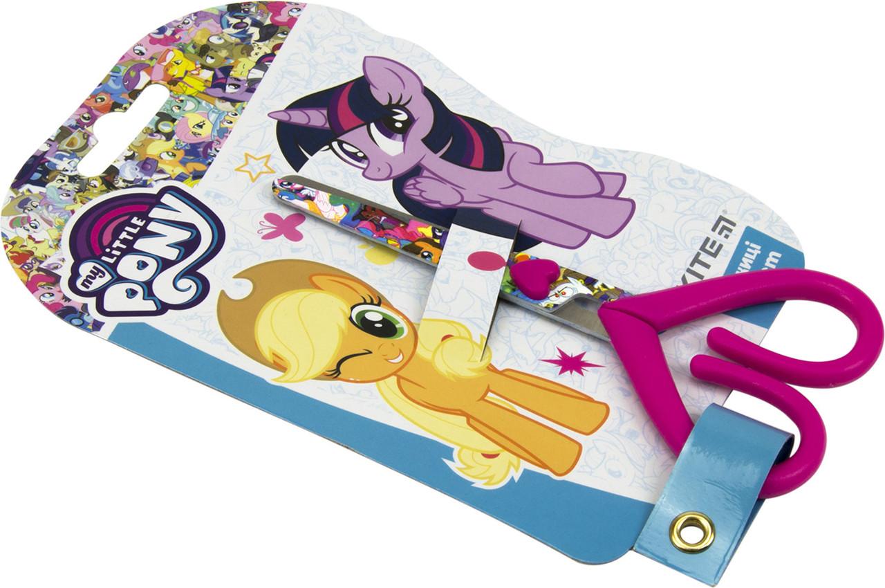 """Ножиці дит. """"Kite"""" №LP19-121 Little Pony 13см з мал. на лезі(12)(240)"""