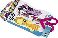"""Ножиці дит. """"Kite"""" №LP19-121 Little Pony 13см з мал. на лезі(12)(240), фото 1"""