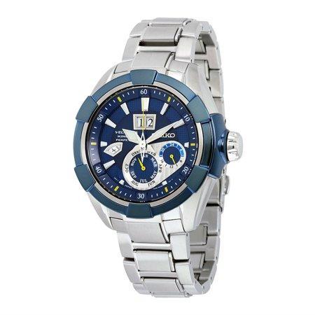 Мужские часы Seiko  Kinetic Perpetual-SNP117P1