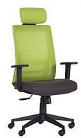 Кресло Scrum лайм/черный, фото 1