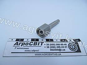 Ниппель DKI М12х1,5 под шланг dy=06 мм.