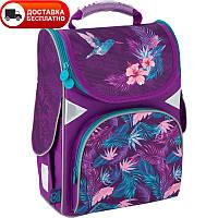 Рюкзак школьный GoPack Education каркасный GO20-5001S-7 Colibri