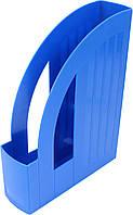 """Лоток вертик. """"Арніка"""" №80523 синій(12), фото 1"""