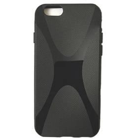 Чехол для ASUS Zenfone 6 Silicone New Line X-series Black