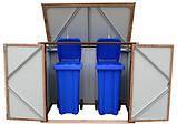 Бокс для мусорных контейнеров Garbage Box, фото 5