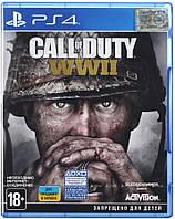Гра Call of Duty WWII (PlayStation), фото 1