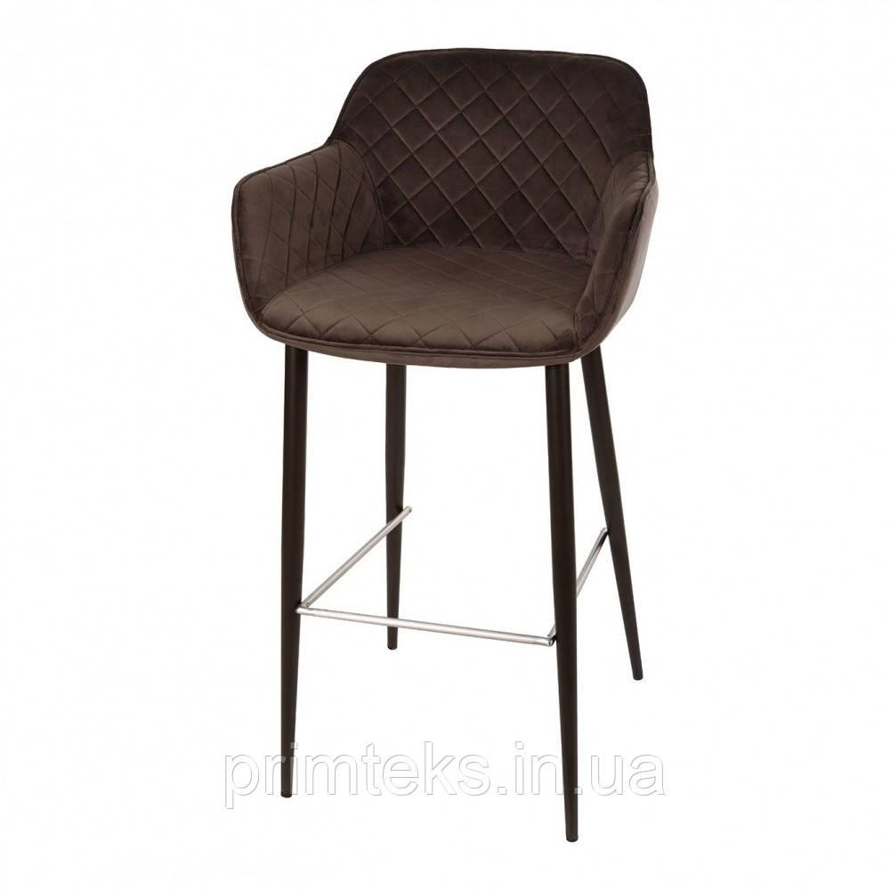 Барний стілець BAVARIA (Баварія) антрацит