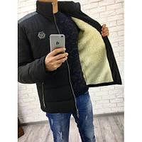 """Куртка мужская зимняя на меху """" FP"""" 1112"""