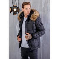 Мужская куртка зимняя Бен 1148