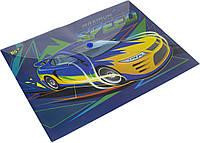 """Папка-конверт """"Yes"""" №491617 A4 Speed car на кнопці(12)"""