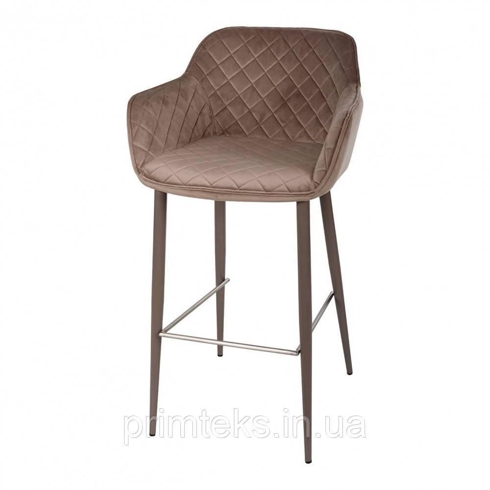Барний стілець BAVARIA (Баварія) бежевий