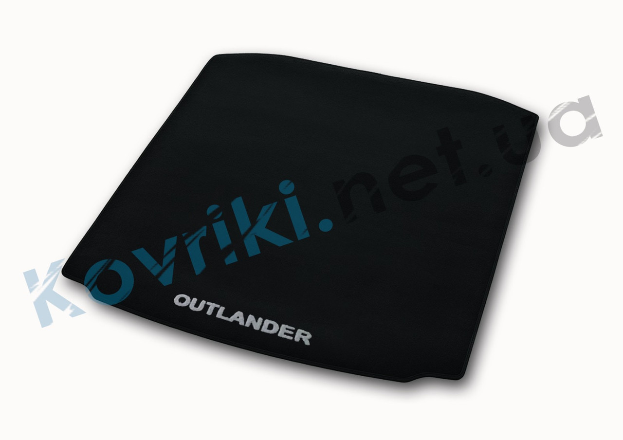 Ворсовый (тканевый) ковер в багажник Infiniti FX35 FX45 QX70 (S51) 2008