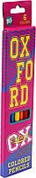 """Олівці кольор. 6 кольор. """"Yes"""" №290402 Oxford(pink)(24)"""
