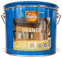 Pinotex GRANDE 10л Напівпрозоре засіб для захисту деревини Пинотекс Гранде