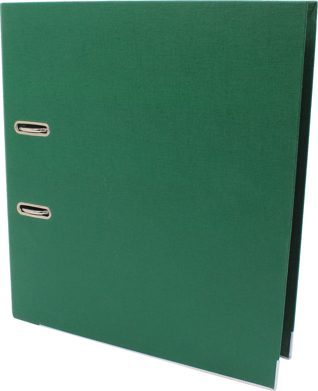 "Папка-реєстратор A4 ""Delta by Axent""  7,5см №1712-23 двостор. PP (т.-зелена)розібраний(1)"