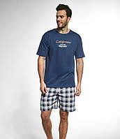 Піжама чоловіча,футболка+шорти,ТМ Cornette,S