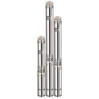 Свердловинний насос Насосы плюс оборудование 100SWS4-40-0,55